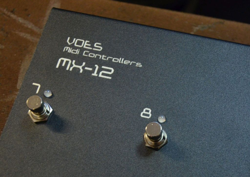 Voes MX-12 (2x6)